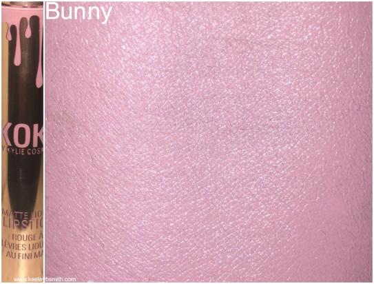 Kylie Bunny Arm Swatch