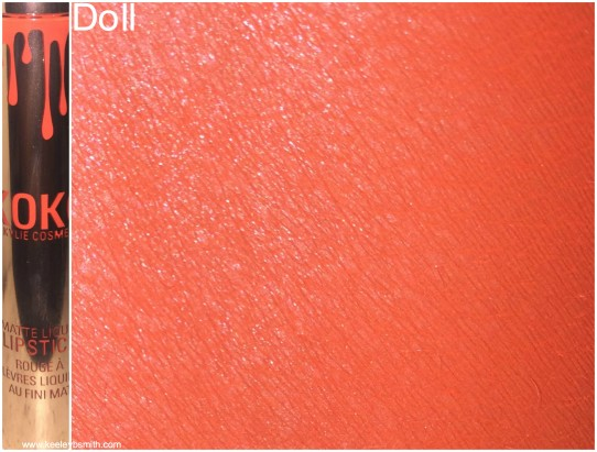 Kylie Doll Arm Swatch 1
