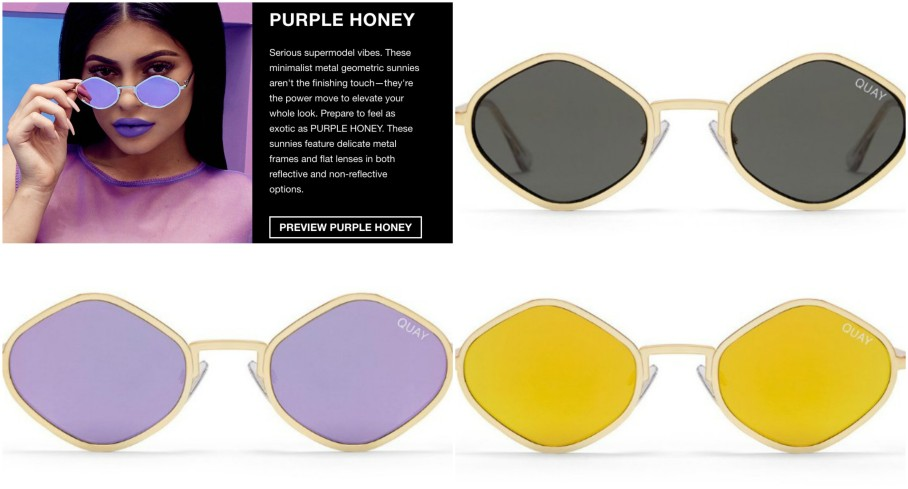 purple honey