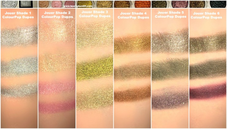 Jouer CP Dupes Swatch 1